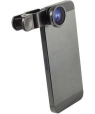 عدسة عين السمكة لكاميرات الهواتف الذكية