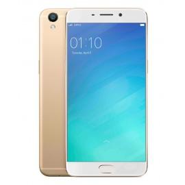 هاتف اوبو F1 بلس ثنائي الشريحة، 64 جيجا، ذاكرة رام 4 جيجا، شبكة الجيل الرابع أل تي اي- ذهبي