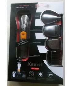 Kemei 7-in1 Complete Facial & Body Grooming System