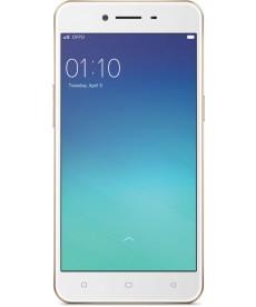 Oppo A37 Dual SIM - 16 GB, 4G LTE, Rose Gold